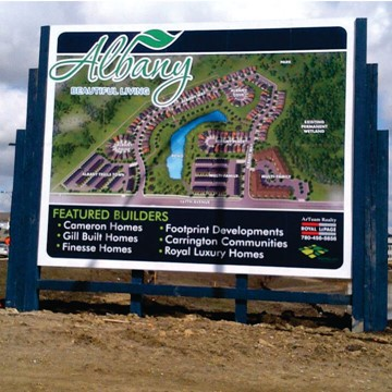 16 x 20 Billboard Design Manufacture and Install